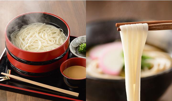 九重製麺 特製手延べうどんセット