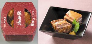 『九重櫻 豚角煮』
